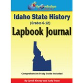 Idaho State History Lapbook (Assembled Edition)