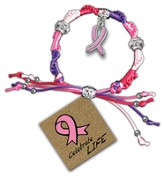 Celebrate Life, Express Yourself Cord Bracelet