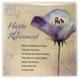 Retirement Ceramic Tile