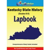 Kentucky State History Lapbook (Assembled)