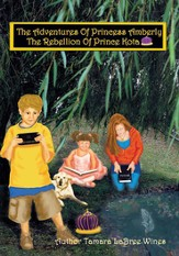 The Adventures of Princess Amberly: The Rebellion of Prince Kota - eBook