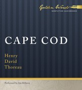 Cape Cod Unabridged Audiobook on CD
