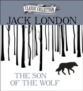 The Son of the Wolf Unabridged Audiobook on CD