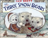 The Three Snow Bears Board Book