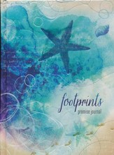 Footprints Starfish Promise Journal
