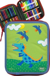 Single Decker Kid's ART Kit, Dino Design
