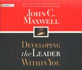 Developing the Leader Within You - Audiobook on CD