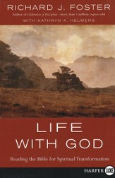 Life With God, Large Print Edition