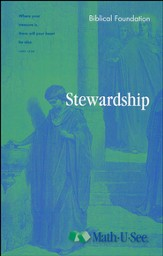 Stewardship - Biblical Foundation - Devotional