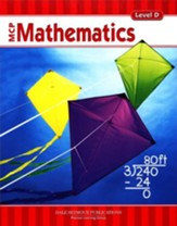 MCP Mathematics Level D Student Edition (2005 Edition)