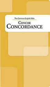CEB Common English Bible Concise Concordance