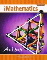 MCP Mathematics Level E Student Edition (2005 Edition)