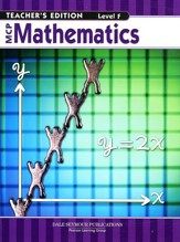MCP Mathematics Level F Teacher's Guide (2005 Edition)