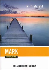 Mark for Everyone - Enlarged Print Edition