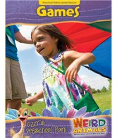 Downloadable Preschool Games Leader Manual - PDF Download [Download]