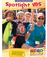 Downloadable Spotlight VBS Leader Manual - PDF Download [Download]