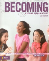 Becoming a Young Woman of God - eBook