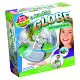 Inflatable Topographical Globe