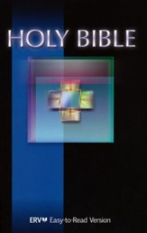 ERV Holy Bible Easy-to-Read Version Paper