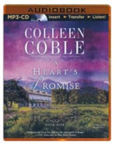 A Heart's Promise - unabridged audio book on MP3-CD