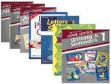 Grade 1 Homeschool Parent Full-Grade Kit
