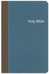 CEB Common English Bible Thinline, Soft Touch Flex, Dark Teal