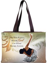 She Who Kneels Handbag
