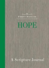 Forty Days of Hope: A Scripture Journal