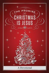 The Hope of Christmas is Jesus: An Advent Devotional - eBook
