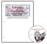 Teaching the Essay Packet & Audio CD