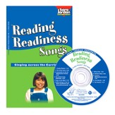 Reading Readiness Songs CD/Book Kit