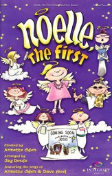 Noelle The First Choral Book