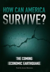 How Can America Survive? The Coming Economic Earthquake, DVD