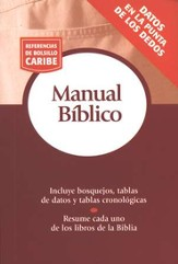 Referencias de Bolsillo Caribe: Manual Bíblico  (Nelson's Pocket Reference Series: Bible Handbooks)