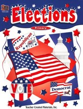Elections: Primary Grades 1-3