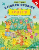 Hidden Pictures Easter Fun, Sticker Stories