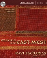 Walking from East to West Abridged Audiobook on CD