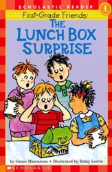 The First-Grade Friends: Lunch Box Surprise