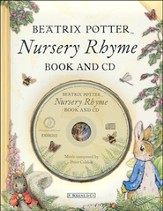 Beatrix Potter Nursery Rhyme Book and CD