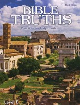 BJU Bible Truths Level E (Grade 11) Student Text, Third Edition