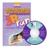 The 3R Rap Multiplication CD/Book Kit