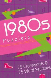 1980s Puzzlers: 75 Crosswords / 75 Word Searches