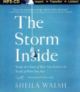 The Storm Inside, Unabridged MP3-CD