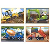 Construction in a Box, Jigsaw Puzzle Set