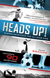 Heads UP! Updated Edition: Sports Devotions for All-Star Kids / Revised - eBook
