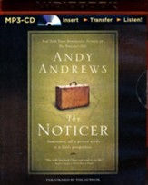 The Noticer, Unabridged MP3-CD