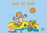 God is Kind, Color and Learn Coloring Book