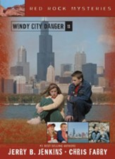 Windy City Danger - eBook