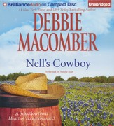 Nell's Cowboy - unabridged audiobook on CD