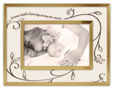 From God's Loving Arms Photo Frame